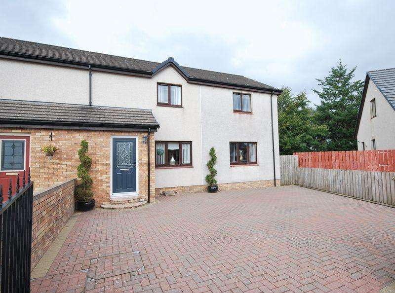 4 Bedrooms Semi-detached Villa House for sale in 21 Runnels View, Auchinleck, KA18 2LE