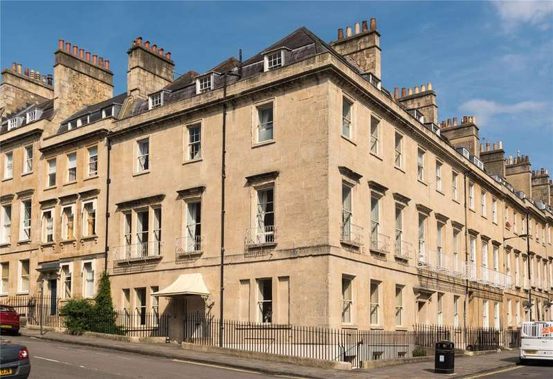 5 Bedrooms Unique Property for sale in Russell Street, Bath, BA1