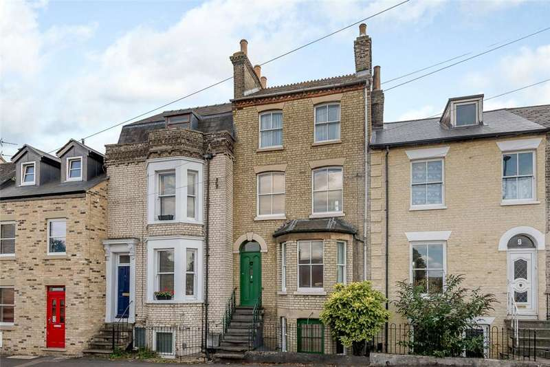4 Bedrooms Terraced House for sale in Victoria Road, Cambridge, CB4