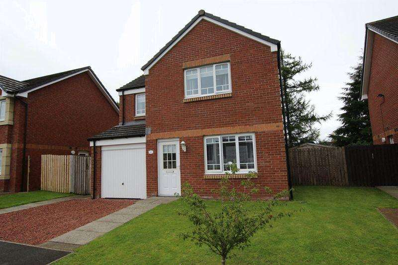 4 Bedrooms Detached House for sale in Glenfinnan Drive, Dumbarton