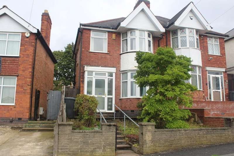 3 Bedrooms Semi Detached House for sale in Broad Avenue, North Evington, Leicester