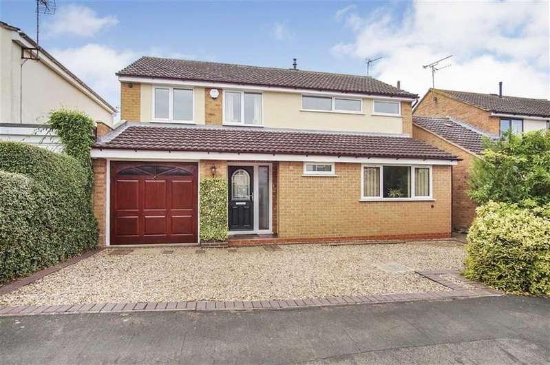 4 Bedrooms Detached House for sale in Fleckney
