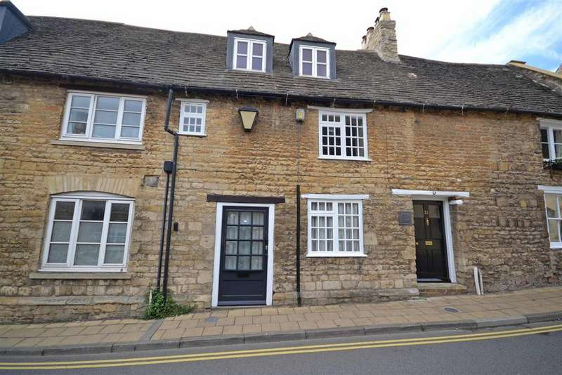 3 Bedrooms Town House for sale in St. Georges Street, Stamford
