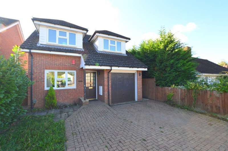 4 Bedrooms Detached House for sale in Sowerby Avenue, Putteridge, Luton, LU2 8AF