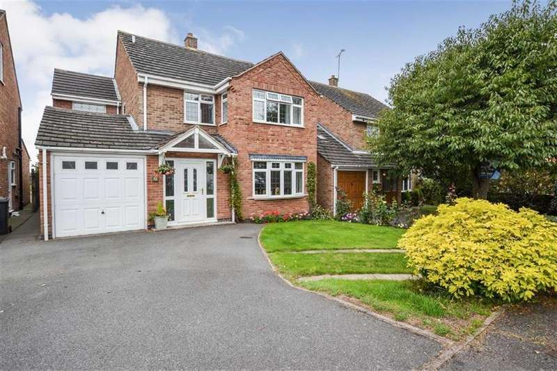 4 Bedrooms Detached House for sale in Thornton