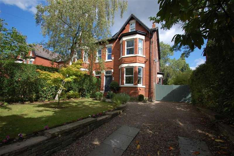6 Bedrooms Semi Detached House for sale in Devonshire Park Road, Davenport, Stockport