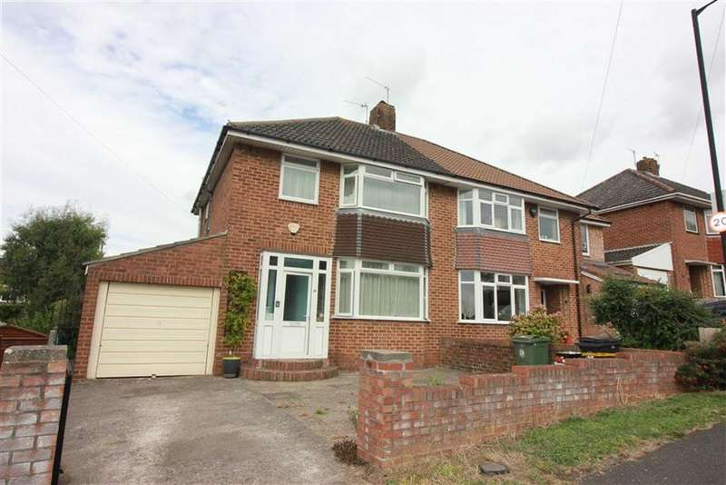 3 Bedrooms Semi Detached House for sale in Priory Court Road, Westbury On Trym, Bristol