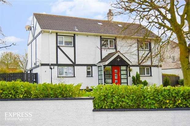 4 Bedrooms Detached House for sale in Ebrington Park, Londonderry