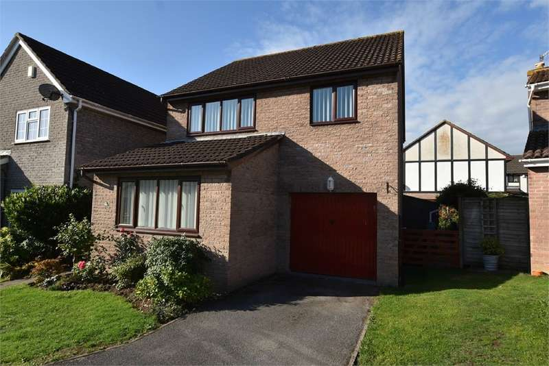 4 Bedrooms Detached House for sale in Glastonbury Close, Nailsea, Bristol, North Somerset
