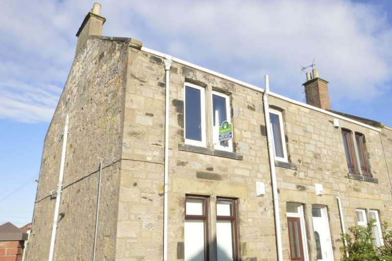 1 Bedroom Flat for sale in Pottery Street, Kirkcaldy, KY1