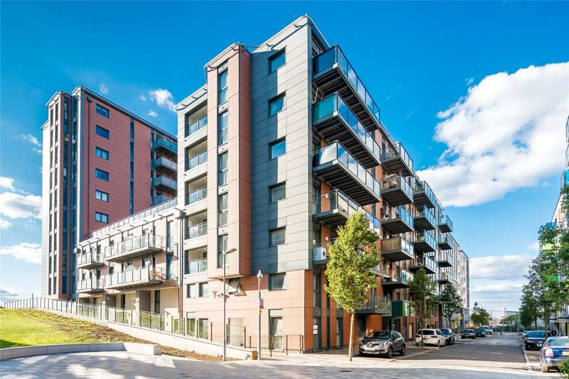 2 Bedrooms Flat for sale in De Havilland Court Lebus Street London