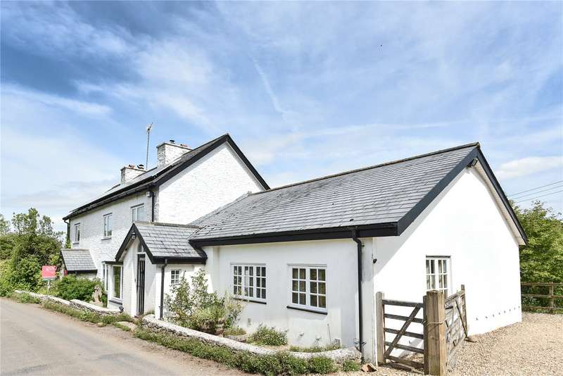 4 Bedrooms Detached House for sale in Hayne, Blackborough, Cullompton, Devon, EX15