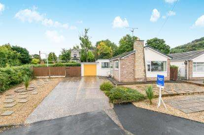 2 Bedrooms Bungalow for sale in Lon Derw, Abergele, Conwy, North Wales, LL22