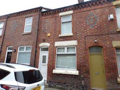 2 Bedrooms Terraced House for sale in Saker Street, Anfield, Liverpool, Merseyside, L4