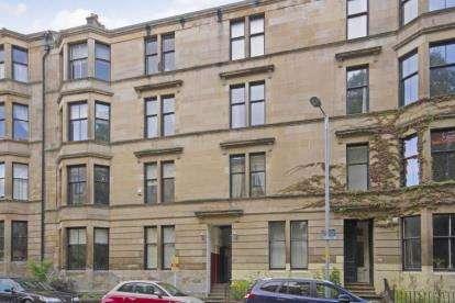 3 Bedrooms Flat for sale in Clouston Street, North Kelvinside