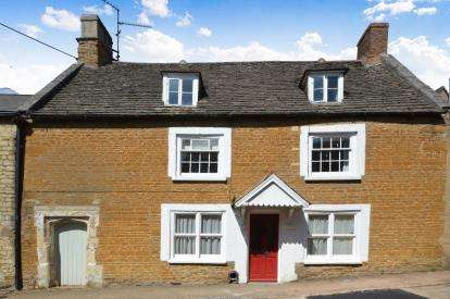 5 Bedrooms Terraced House for sale in Church Street, Cottingham, Market Harborough, Leicestershire