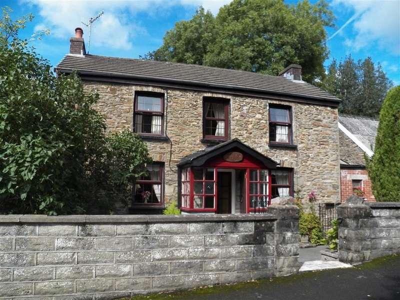 3 Bedrooms Detached House for sale in Pentrepoeth Road, Furnace, Llanelli