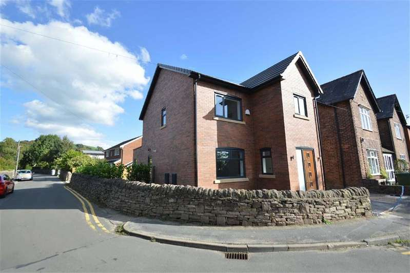 3 Bedrooms Detached House for sale in Barracks Lane, Macclesfield