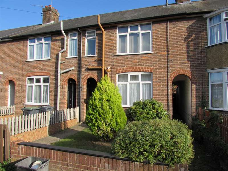 2 Bedrooms Terraced House for sale in Gardenia Avenue, Luton