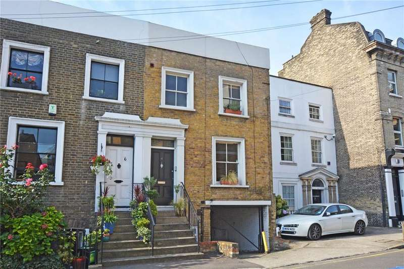 2 Bedrooms Maisonette Flat for sale in Burgos Grove, Greenwich, London, SE10