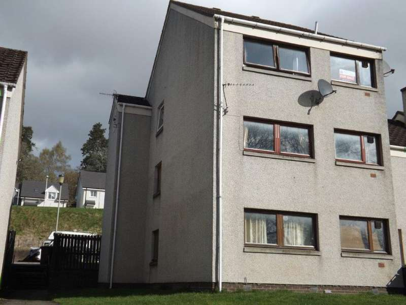 1 Bedroom Flat for sale in MacIntyre Place, Dingwall IV15