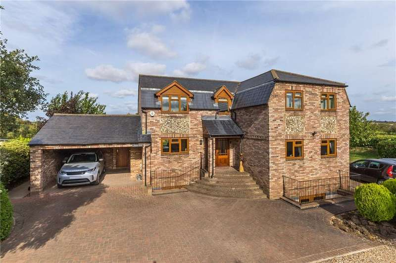 5 Bedrooms Detached House for sale in Redding Lane, Redbourn, St. Albans, Hertfordshire