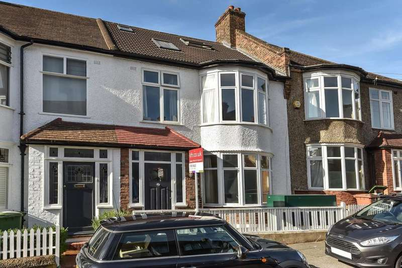 4 Bedrooms Terraced House for sale in Kilgour Road, Forest Hill