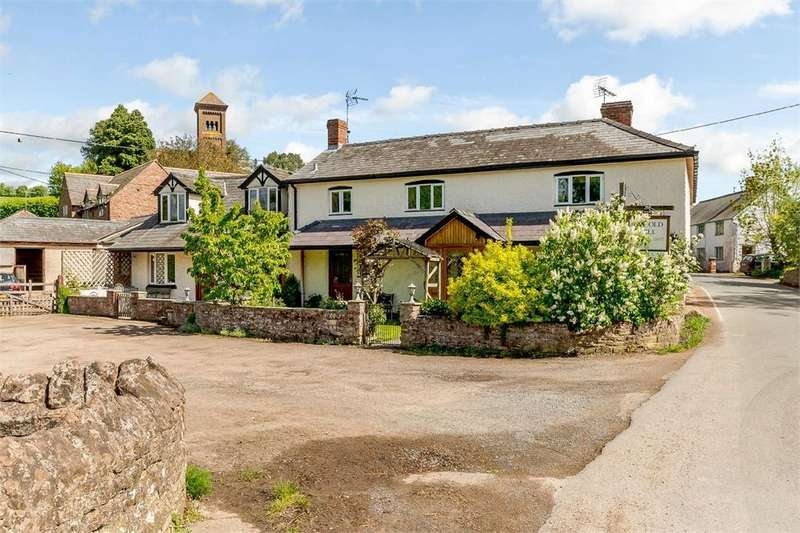 11 Bedrooms Detached House for sale in to include holiday cottages - Hoarwithy