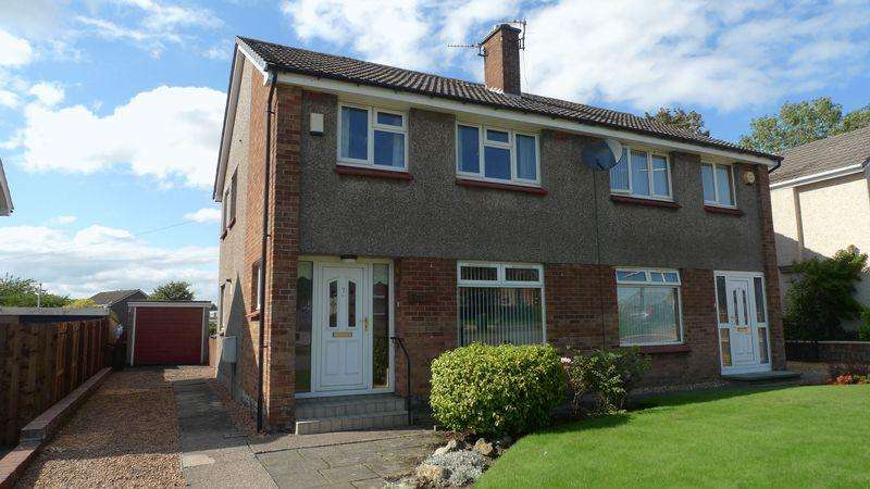 3 Bedrooms Semi-detached Villa House for sale in Barry Road, Kirkcaldy
