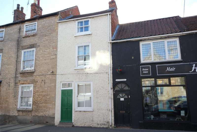 4 Bedrooms Terraced House for sale in Northgate, Sleaford, NG34