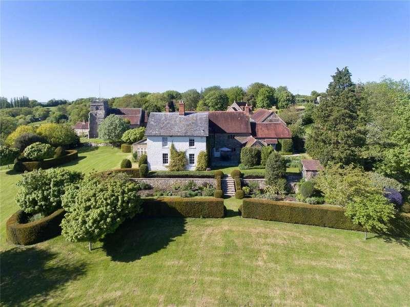 5 Bedrooms Detached House for sale in Church Hill, Kington Magna, Gillingham, Dorset, SP8