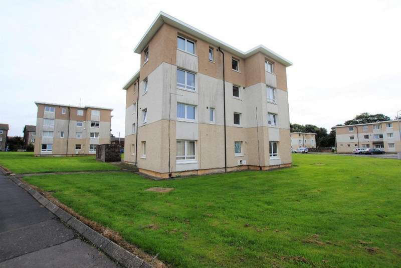 2 Bedrooms Flat for sale in Smeaton Court, Troon, South Ayrshire, KA10 7BX