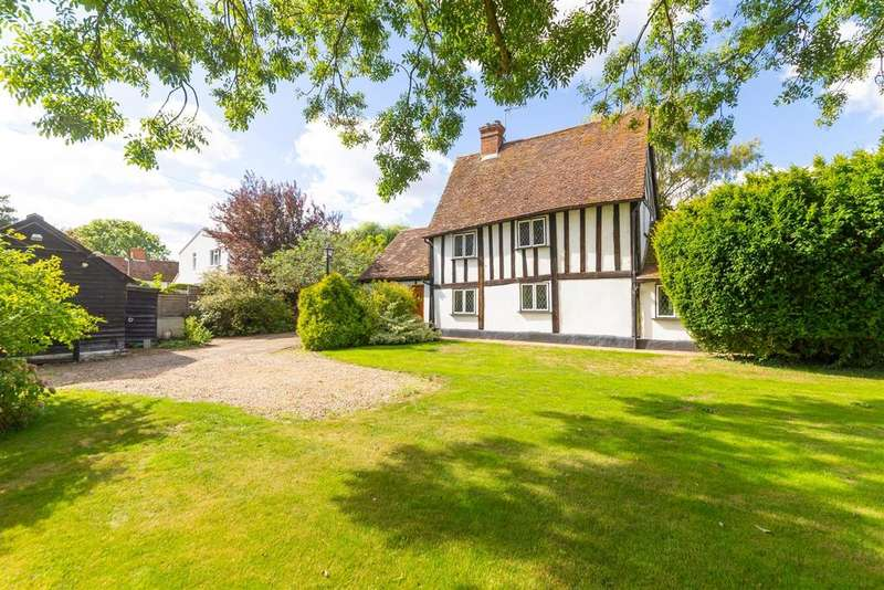 4 Bedrooms Detached House for sale in Arlesey Road, Ickleford, Hitchin