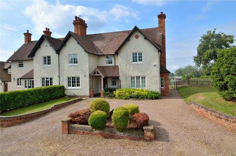 3 Bedrooms Semi Detached House for sale in Bentley, Worcestershire