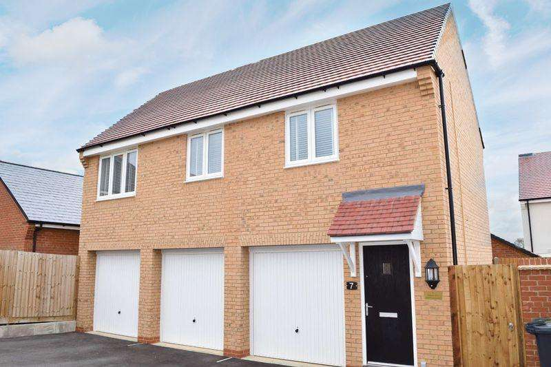 2 Bedrooms Detached House for sale in Plantation View, Silsoe
