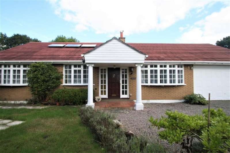 4 Bedrooms Detached Bungalow for sale in Jolen, 3 High Street, Norley, WA6 8JS