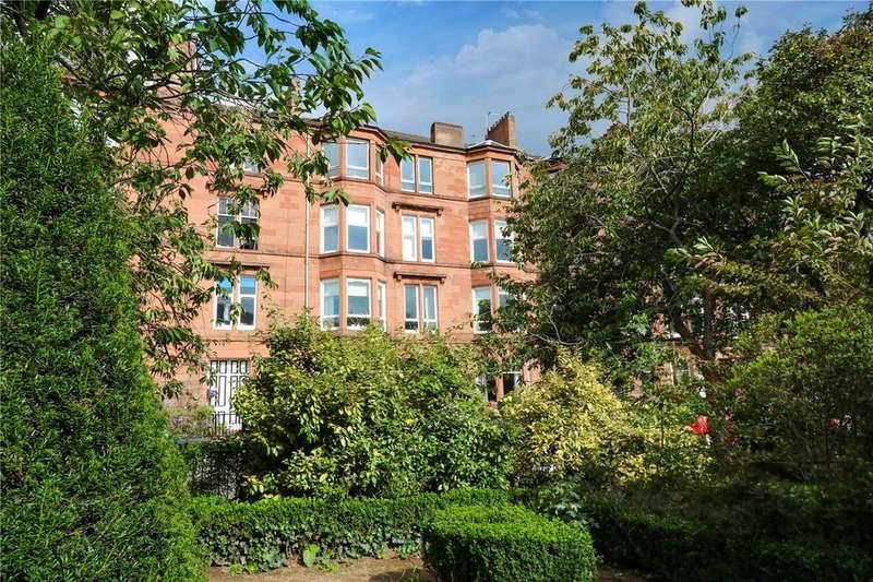 2 Bedrooms Apartment Flat for sale in 3/1, Wilton Street, North Kelvinside, Glasgow