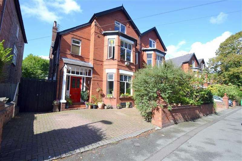 5 Bedrooms Semi Detached House for sale in St Werburghs Road, Chorlton