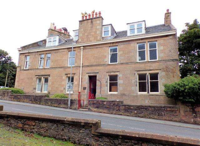 2 Bedrooms Flat for sale in Flat A, Witchburn Terrace, Campbeltown, PA28 6JF