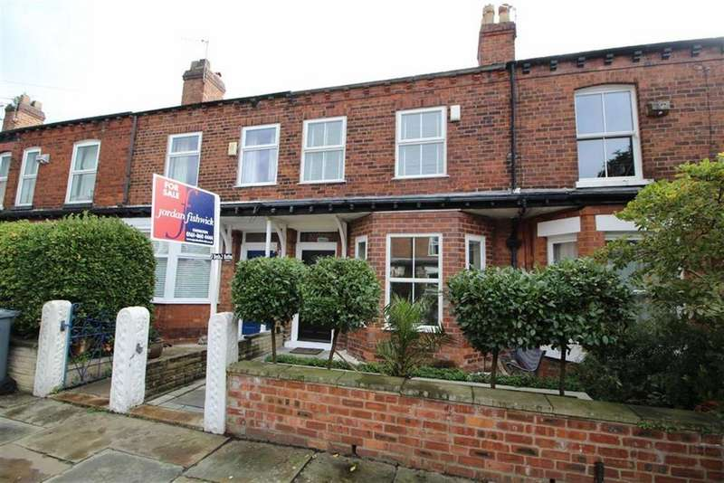 3 Bedrooms Terraced House for sale in Whalley Avenue, Chorlton