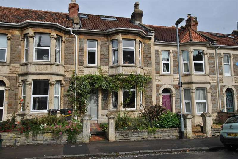 3 Bedrooms Terraced House for sale in Somerset Road, Knowle, Bristol