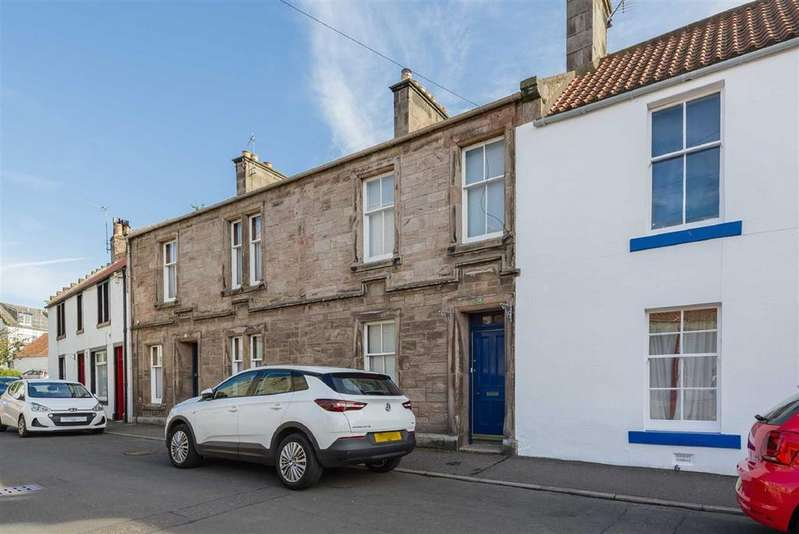 3 Bedrooms Terraced House for sale in Castle Street, Crail, Fife