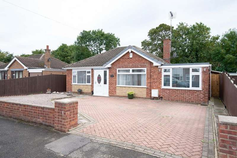 3 Bedrooms Detached Bungalow for sale in Langwith Gardens, Holbeach, PE12