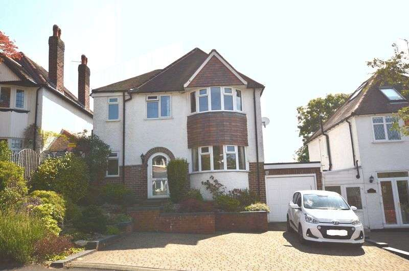 4 Bedrooms Property for sale in Fernwood Road, Sutton Coldfield