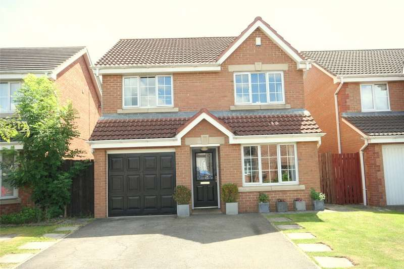 4 Bedrooms Detached House for sale in West End Way, Stockton on Tees TS18