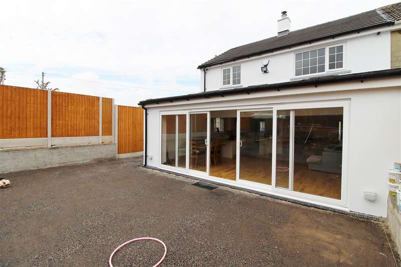 3 Bedrooms Semi Detached House for sale in Churchways, Whitchurch Village, Bristol