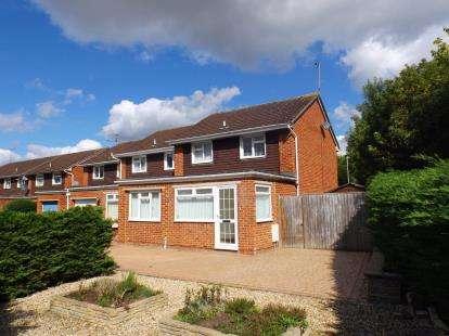 3 Bedrooms Semi Detached House for sale in Roman Hackle Avenue, Cheltenham, Gloucestershire