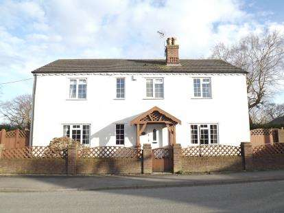 4 Bedrooms Detached House for sale in Church Street, Wincham, Northwich, Cheshire