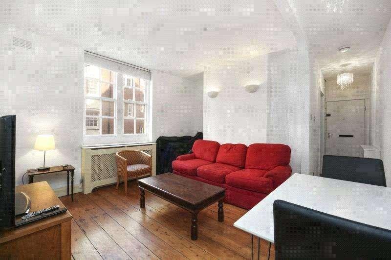 1 Bedroom Flat for sale in Kingsley House, Beaufort Street, London, SW3