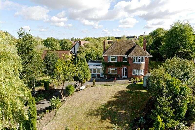 5 Bedrooms Unique Property for sale in Shenley Road, Shenley Church End, Milton Keynes, Buckinghamshire